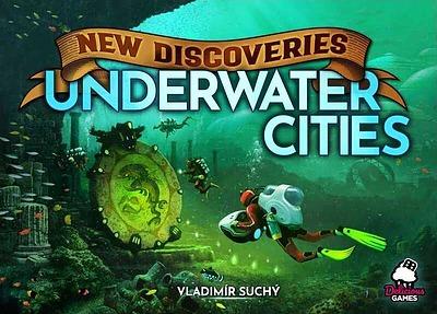 Einfach und sicher online bestellen: Underwater Cities: Neue Entdeckungen in Österreich kaufen.