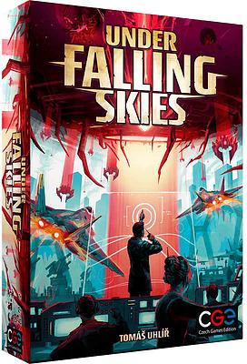 Einfach und sicher online bestellen: Under Falling Skies in Österreich kaufen.