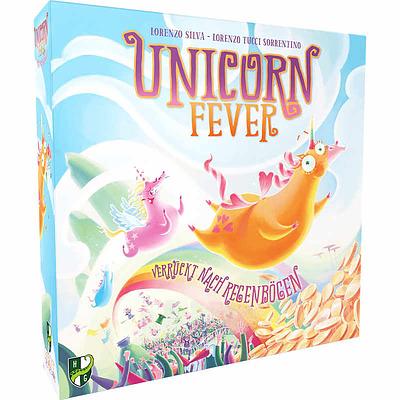 Einfach und sicher online bestellen: Unicorn Fever in Österreich kaufen.