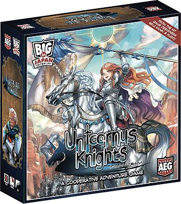 Einfach und sicher online bestellen: Unicornus Knights (Englisch) in Österreich kaufen.