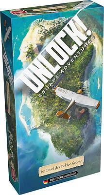 Einfach und sicher online bestellen: Unlock! - Die Insel des Doktor Goorse in Österreich kaufen.