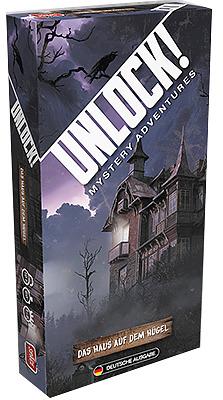 Einfach und sicher online bestellen: Unlock! - Das Haus auf dem Hügel in Österreich kaufen.