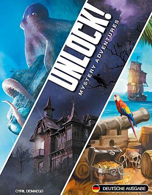 Einfach und sicher online bestellen: Unlock! - Mystery Adventures in Österreich kaufen.