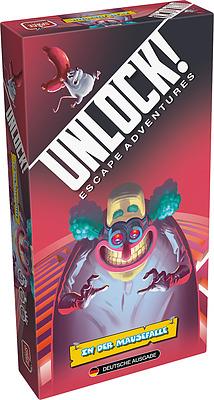 Einfach und sicher online bestellen: Unlock! - In der Mausefalle in Österreich kaufen.
