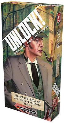 Einfach und sicher online bestellen: Unlock! - Sherlock Holmes: Der scharlachrote Faden in Österreich kaufen.