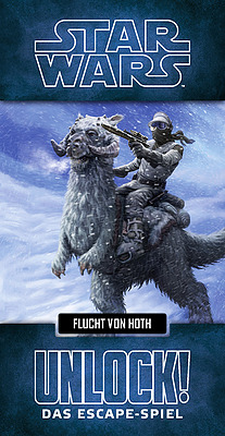 Einfach und sicher online bestellen: Unlock! Star Wars - Flucht von Hoth in Österreich kaufen.