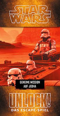 Einfach und sicher online bestellen: Unlock! Star Wars - Geheime Mission auf Jedha in Österreich kaufen.