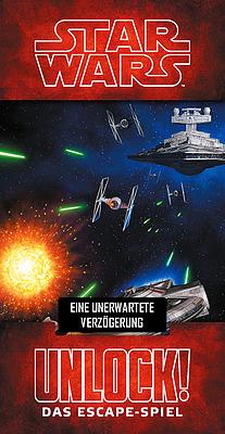 Einfach und sicher online bestellen: Unlock! Star Wars - Eine unerwartete Verzögerung in Österreich kaufen.