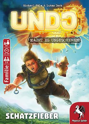 Einfach und sicher online bestellen: Undo - Schatzfieber in Österreich kaufen.