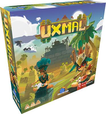 Einfach und sicher online bestellen: Uxmal in Österreich kaufen.
