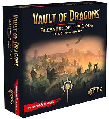 Einfach und sicher online bestellen: Vault of Dragons - Blessing of the Gods (Englisch) in Österreich kaufen.