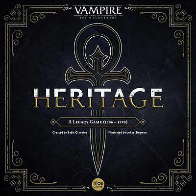 Einfach und sicher online bestellen: Vampire the Masquerade Heritage in Österreich kaufen.