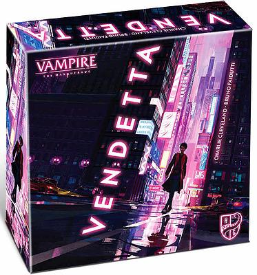 Einfach und sicher online bestellen: Vampire Vendetta in Österreich kaufen.