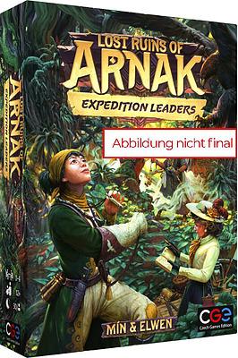 Einfach und sicher online bestellen: Die verlorenen Ruinen von Arnak Erweiterung in Österreich kaufen.