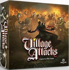 Einfach und sicher online bestellen: Village Attacks in Österreich kaufen.