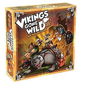 Einfach und sicher online bestellen: Vikings Gone Wild in Österreich kaufen.