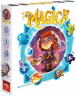Einfach und sicher online bestellen: Via Magica in Österreich kaufen.