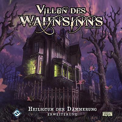 Einfach und sicher online bestellen: Villen des Wahnsinns: Heiligtum der Dämmerung in Österreich kaufen.