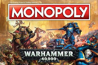 Einfach und sicher online bestellen: Warhammer 40.000 Monopoly in Österreich kaufen.