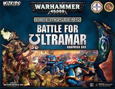 Einfach und sicher online bestellen: Warhammer 40K: Battle for Ultramar (Englisch) in Österreich kaufen.