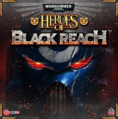 Einfach und sicher online bestellen: Warhammer 40K Heroes of Black Reach (Englisch) in Österreich kaufen.