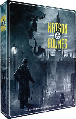Einfach und sicher online bestellen: Watson + Holmes in Österreich kaufen.