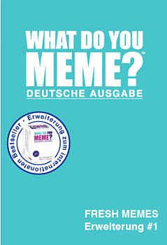 Einfach und sicher online bestellen: What do you Meme - Fresh Memes #1 in Österreich kaufen.