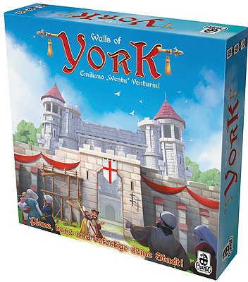 Einfach und sicher online bestellen: Walls of York in Österreich kaufen.