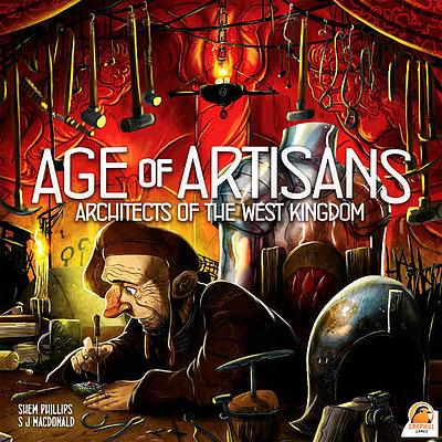 Einfach und sicher online bestellen: Architects of the West Kingdom: Age of Artisans in Österreich kaufen.