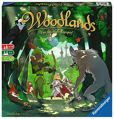 Einfach und sicher online bestellen: Woodlands in Österreich kaufen.