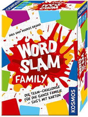 Einfach und sicher online bestellen: Word Slam: Family in Österreich kaufen.
