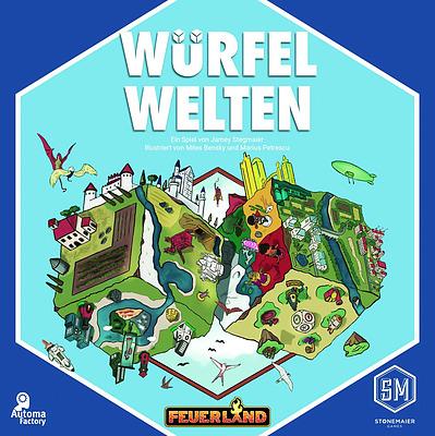 Einfach und sicher online bestellen: Würfelwelten in Österreich kaufen.