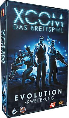 Einfach und sicher online bestellen: XCOM - Das Brettspiel: Evolution in Österreich kaufen.