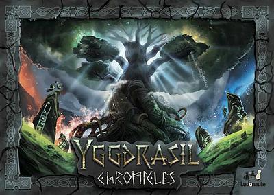 Einfach und sicher online bestellen: Yggdrasil Chronicles in Österreich kaufen.