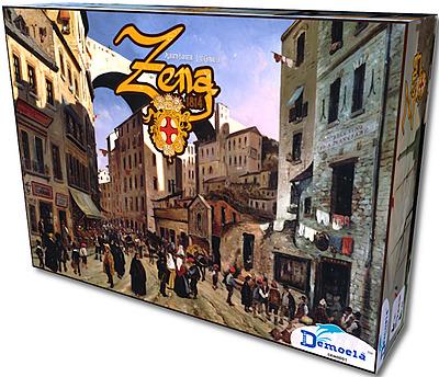 Einfach und sicher online bestellen: Zena 1814 in Österreich kaufen.