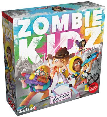 Einfach und sicher online bestellen: Zombie Kidz Evolution in Österreich kaufen.