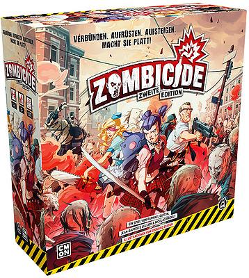 Einfach und sicher online bestellen: Zombicide 2. Edition in Österreich kaufen.