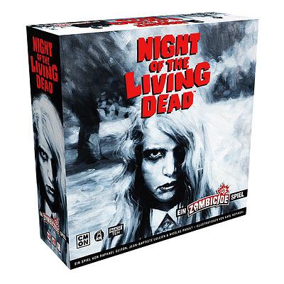 Einfach und sicher online bestellen: Zombicide: Night of the Living Dead in Österreich kaufen.