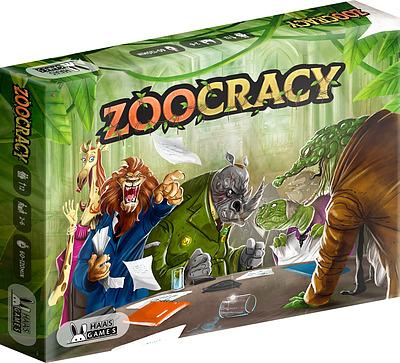 Einfach und sicher online bestellen: Zoocracy in Österreich kaufen.