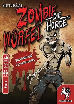 Einfach und sicher online bestellen: Zombie Würfel - Die Horde in Österreich kaufen.