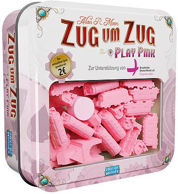 Einfach und sicher online bestellen: Zug um Zug - Play Pink in Österreich kaufen.