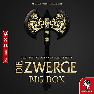 Einfach und sicher online bestellen: Die Zwerge Big Box in Österreich kaufen.