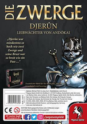 Einfach und sicher online bestellen: Die Zwerge Charakterpack: Djerun in Österreich kaufen.