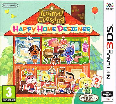Einfach und sicher online bestellen: Animal Crossing: Happy Home Designer in Österreich kaufen.