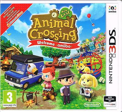 Einfach und sicher online bestellen: Animal Crossing: New Leaf Welcome amiibo (AT-PEGI) in Österreich kaufen.