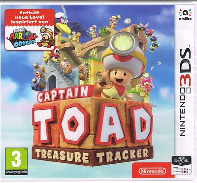 Einfach und sicher online bestellen: Captain Toad: Treasure Tracker (AT-PEGI) in Österreich kaufen.
