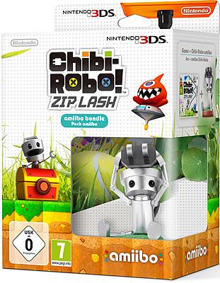 Einfach und sicher online bestellen: Chibi-Robo!: Zip Lash + Amiibo in Österreich kaufen.