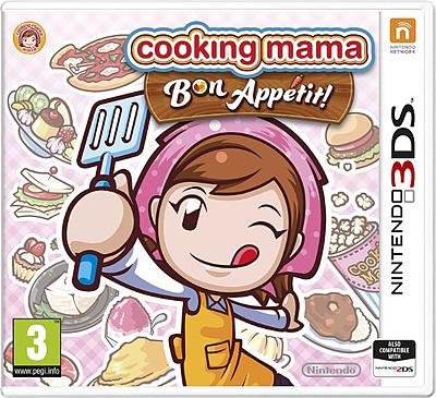 Einfach und sicher online bestellen: Cooking Mama: Bon Appetit! (AT-PEGI) in Österreich kaufen.