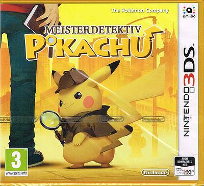Einfach und sicher online bestellen: Meisterdetektiv Pikachu (AT-PEGI) in Österreich kaufen.