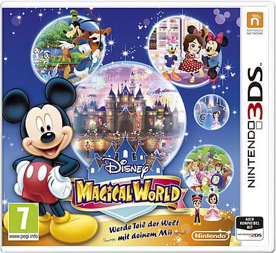 Einfach und sicher online bestellen: Disney Magical World (AT-PEGI) in Österreich kaufen.